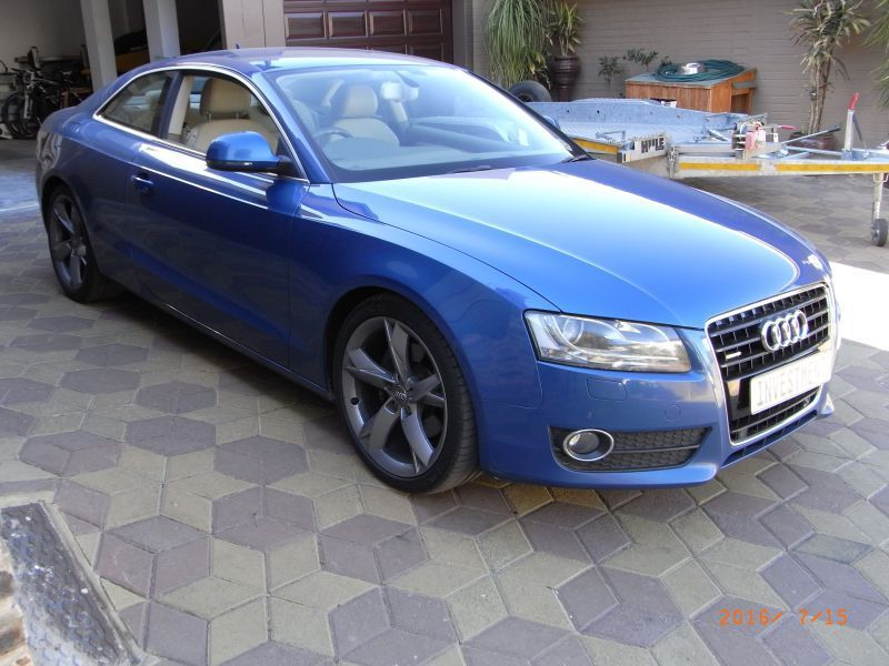2008 Audi A5 for sale | 82 000 Km | Automatic Tiptronic