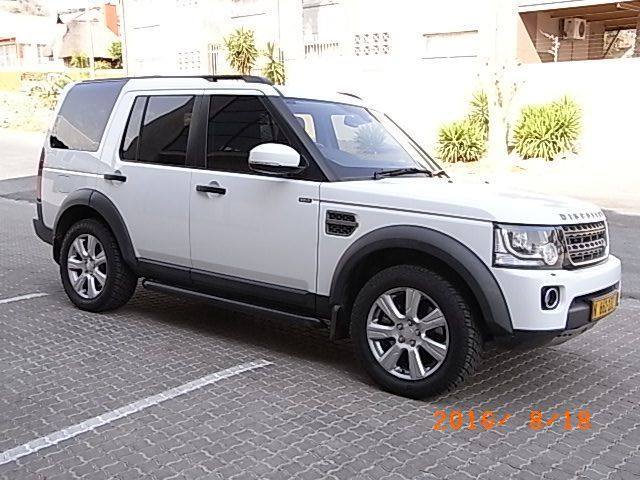 2014 Land Rover Discovery 4 S
