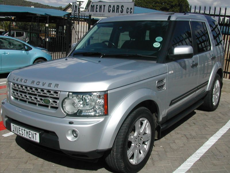 Land Rover Discovery 4 TDV6 SE in Paraguay
