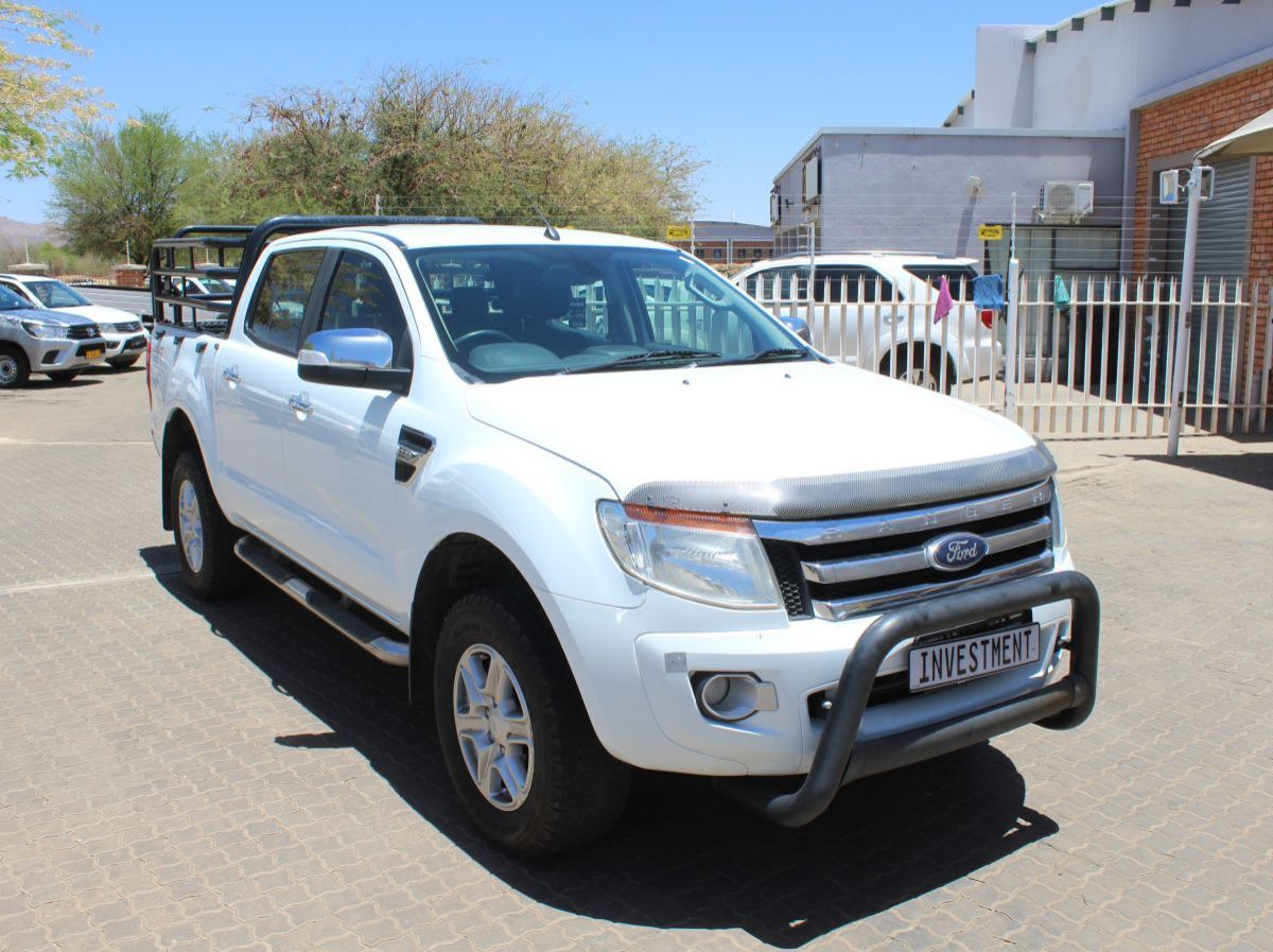 Used Ford Ranger 3.2  for sale in Windhoek, Namibia