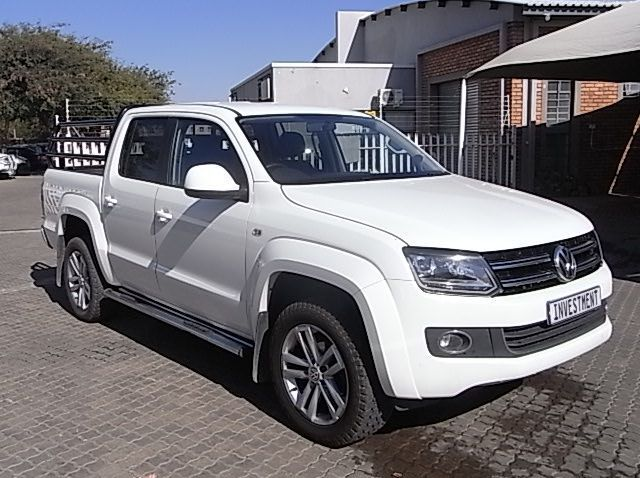 Used Volkswagen VW AMAROK2.0BITDI 4MOTION  for sale in Windhoek, Namibia