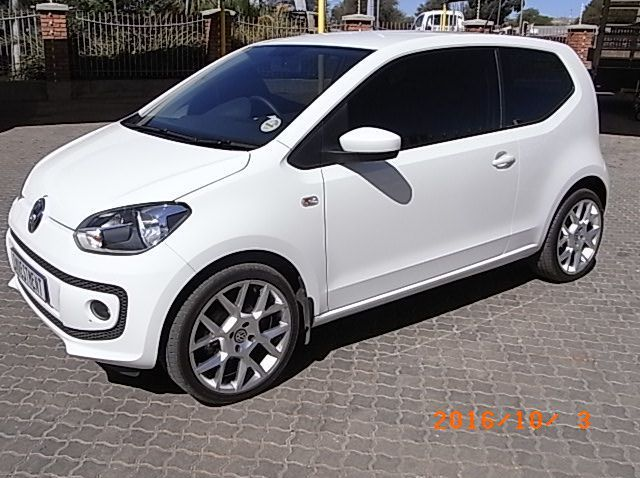 Used Volkswagen Move UP  for sale in Windhoek, Namibia