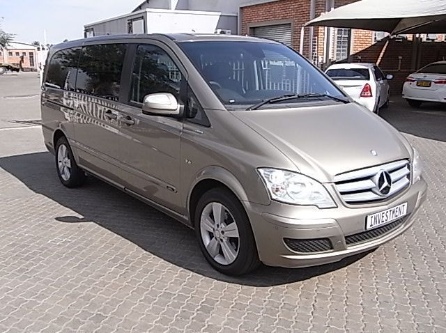Used Mercedes-Benz Viano 3.0CDI Auto  for sale in Windhoek, Namibia