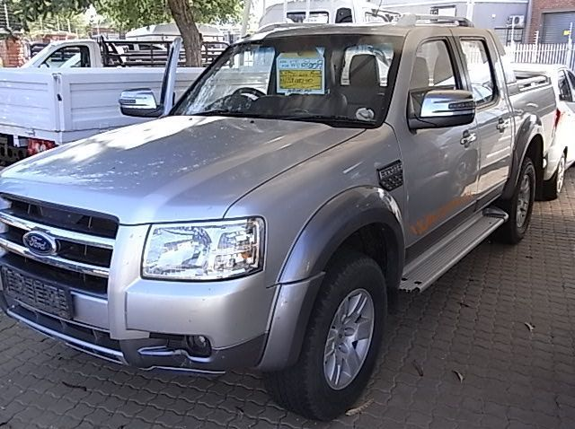 Used Ford Ranger D Cab 4x4 Wildtrack  for sale in Windhoek, Namibia