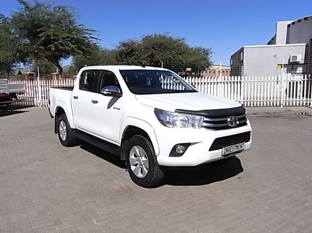 Used Toyota TOYOTA HILUX 2.8 M 4X2 GD6 DC  for sale in Windhoek, Namibia