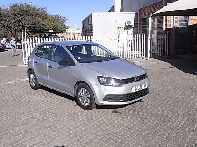 Used Volkswagen VW POLO 1.4 VIVO TREND LINE HB  for sale in Windhoek, Namibia
