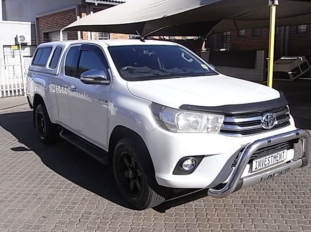 Used Toyota TOYOTA HILUX 2.8 XTRA CAB 4X2  for sale in Windhoek, Namibia