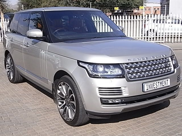Used Land Rover Range rover Autobiography 5.0 S v8  for sale in Windhoek, Namibia