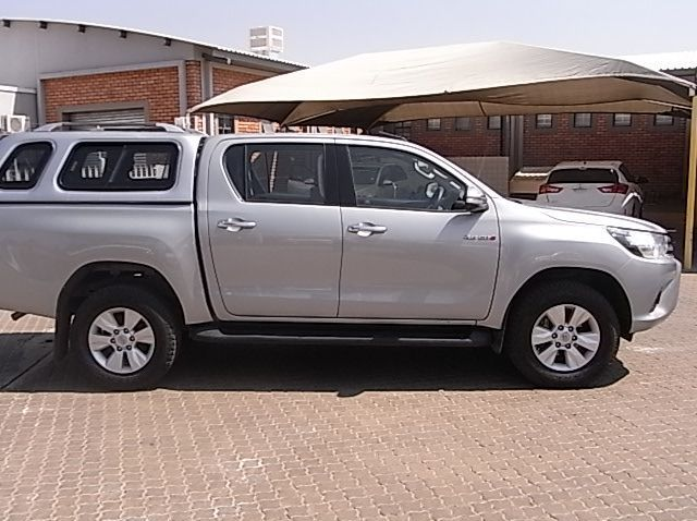 Used Toyota TOYOTA HILUX 2.8 DC 4X4 A/T  for sale in Windhoek, Namibia