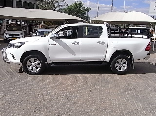 Used Toyota TOYOTA HILUX 2.8 GD6  D/C 4X4 A/T  for sale in Windhoek, Namibia