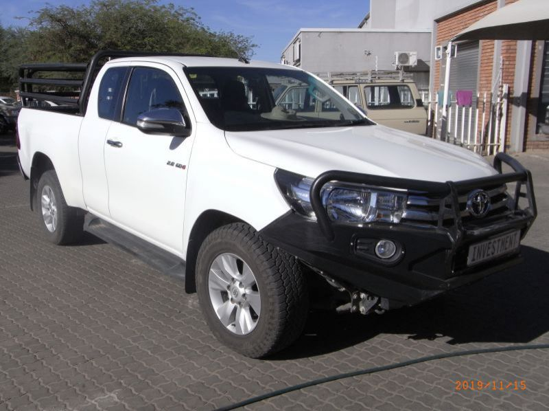 Used Toyota HILUX X-CAB 2.8GD6 4X2  for sale in Windhoek, Namibia