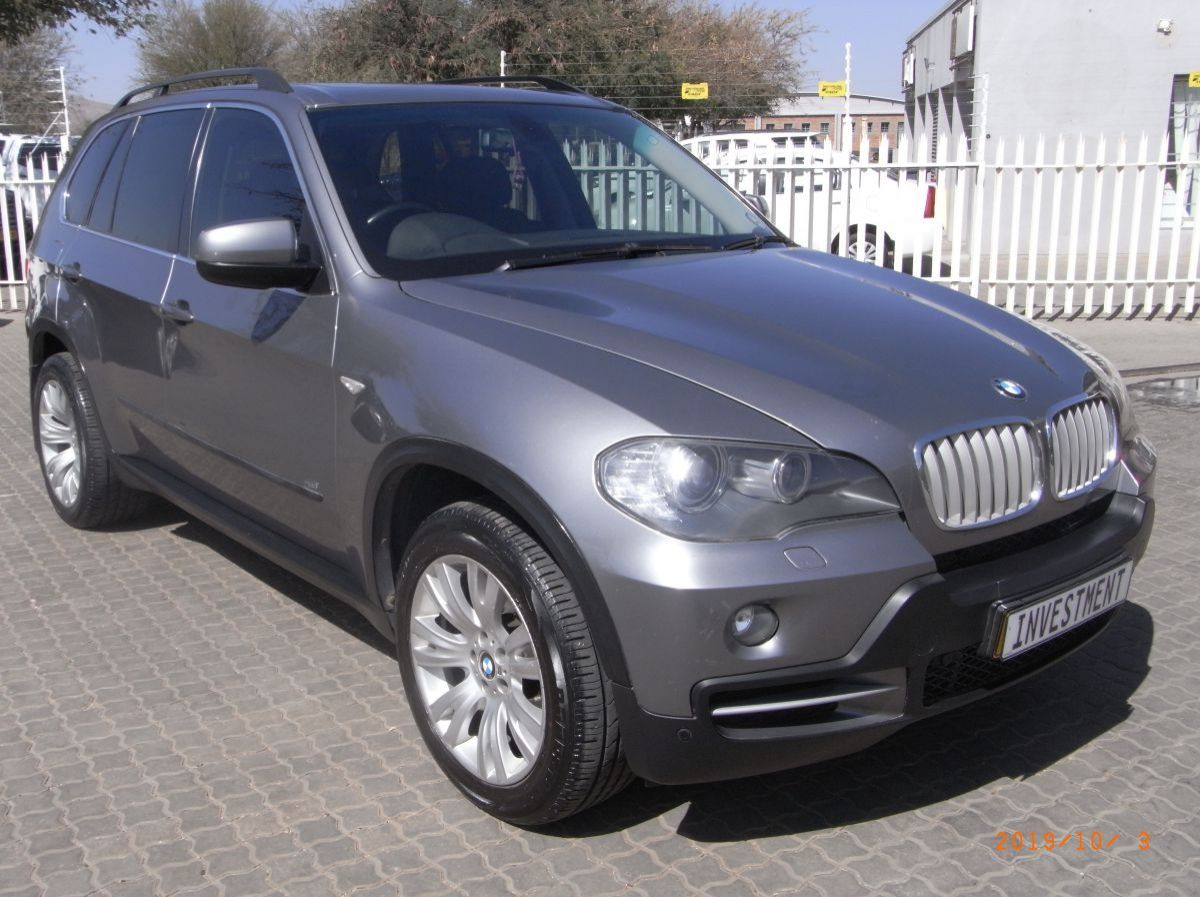 Used BMW X5 4.8I  for sale in Windhoek, Namibia