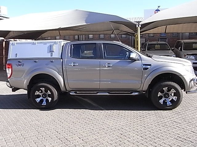 Used Ford FORD RANGER 3.2TDCI XLT 4X4 A/T DC  for sale in Windhoek, Namibia