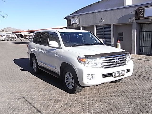 Used Toyota TOYOTA LAND CRUISER 4.5 V8 200 vxSERIES  for sale in Windhoek, Namibia