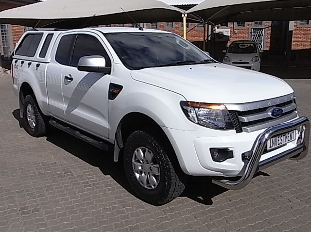 Used Ford Ranger 3.2 4x4 Pup-Cab M/T  for sale in Windhoek, Namibia