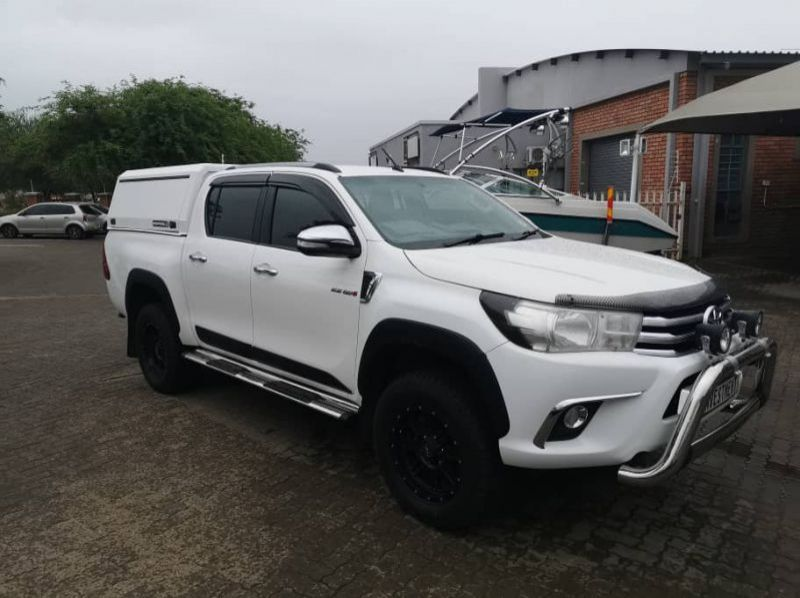 Used Toyota HILUX 2.8 GD6 D/C A/T 4X4  for sale in Windhoek, Namibia