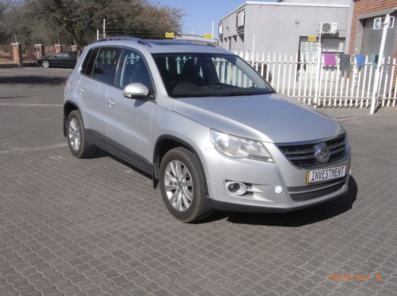Used Volkswagen TIGUAN 2.0TDI SPORT-STYLE 4MOTION  for sale in Windhoek, Namibia