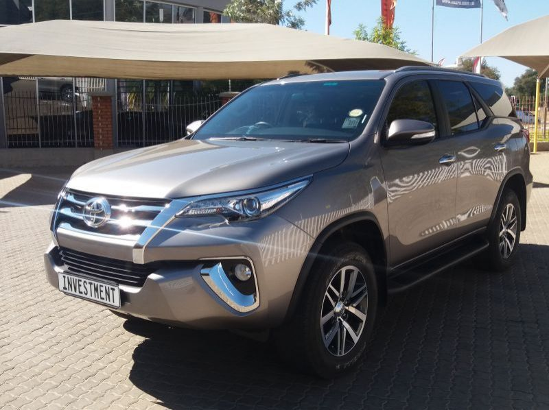 Used Toyota Fortuner 4.0 V6 A/T  for sale in Windhoek, Namibia