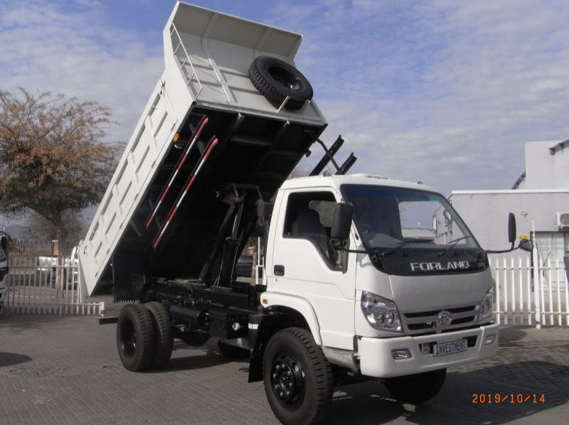 Used Foton TRUCK 6 TON TIPPER  for sale in Windhoek, Namibia