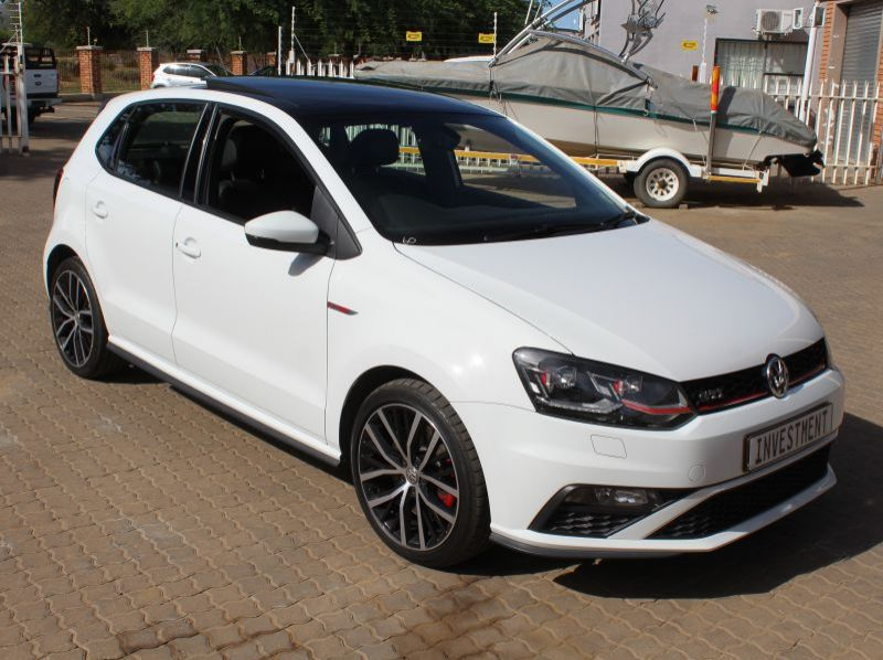 Used Volkswagen Polo GTi 1.8  for sale in Windhoek, Namibia