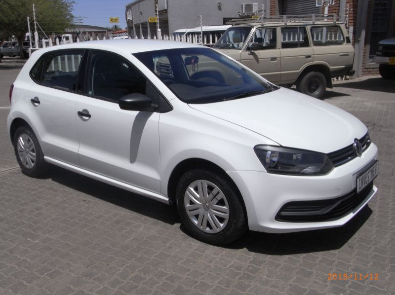 Used Volkswagen POLO TSI COMFORTLINE  for sale in Windhoek, Namibia