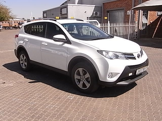 Used Toyota RAV4 2.0 GX 4X2  for sale in Windhoek, Namibia