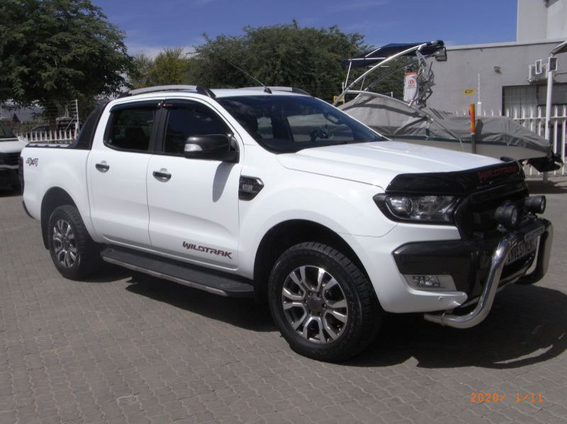 Used Ford RANGER 3.2 A/T 4X4 D/C WILDTRACK  for sale in Windhoek, Namibia